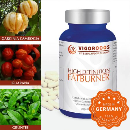 Vigorooos - High Definition Fatburner